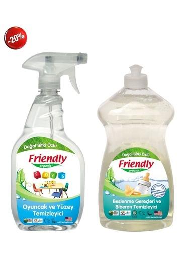 Temizlik Gereçleri-Friendly Organic